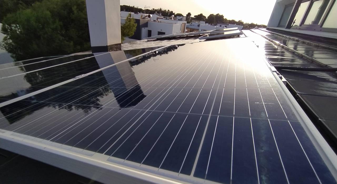 Paneles Solares en Chiclana de la frontera
