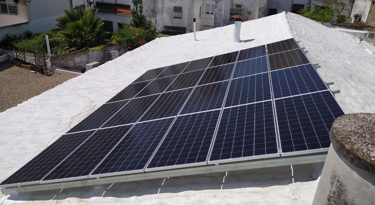Paneles Solares en Jerez de la frontera